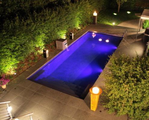Kissel Poolgarten