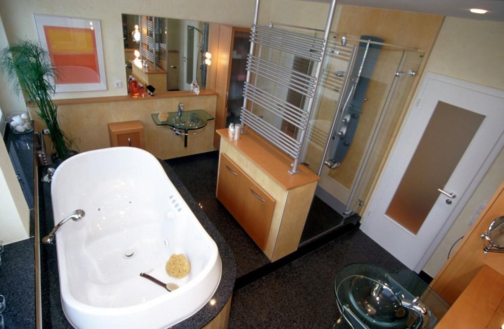 Zwei Türen Badezimmer Badezimmerplanung | Kissel Stuttgart