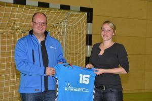 Neue Trikots für den TSV Ehningen