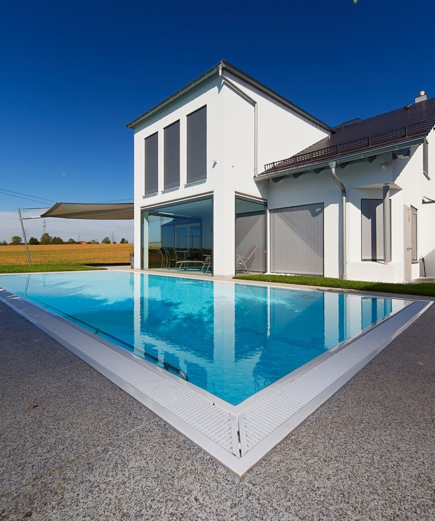privates freibad nufringen schwimmbadbau kissel stuttgart. Black Bedroom Furniture Sets. Home Design Ideas