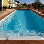 Pool mit Ausblick 06