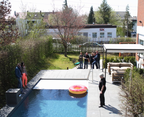 Kissel Pooltage 17.-19.04.2015