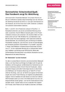 thumbnail of Pressemeldung_Badespass