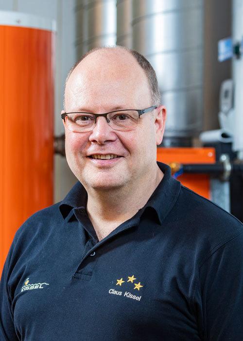 Claus G. Kissel